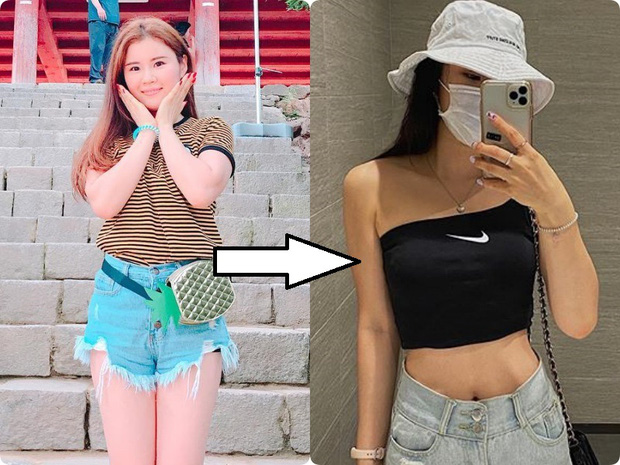 Từ vòng 2 ngấn mỡ như bầu mấy tháng thành lộ cơ săn chắc khó tin, cô nàng blogger xứ Kim Chi còn chia sẻ 5 động tác giúp eo thon, đùi nhỏ mà sao Kpop vẫn thường tập - Ảnh 1.