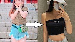 Từ vòng 2 ngấn mỡ như bầu mấy tháng thành lộ cơ săn chắc khó tin, cô nàng blogger xứ Kim Chi còn chia sẻ 5 động tác giúp eo thon, đùi nhỏ mà sao Kpop vẫn thường tập