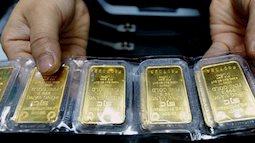 Giá vàng tăng chóng mặt, lên gần 50,7 triệu đồng/lượng