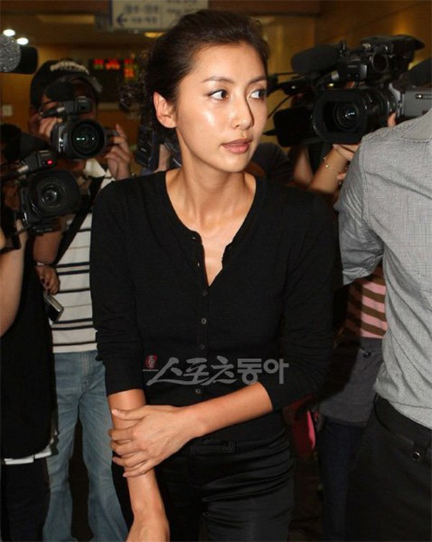 Kết cục Hoa hậu, Á hậu Hàn dính bê bối bán dâm: Tuột dốc vì tình cũ tố phục vụ 7 người/đêm, nhận gạch khi cố trở lại Kbiz - Ảnh 5.