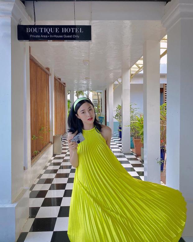 Khiến Tóc Tiên, Mai Phương Thuý… đắm đuối, váy xếp ly chính là item hot hit chị em cần hóng ngay  - Ảnh 10.