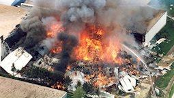 """Vụ cháy kinh hoàng nhất lịch sử Mỹ: 8 ngày mới dập được lửa, thiệt hại gần 2000 tỷ đồng và thủ phạm là thứ đồ ăn """"vạn người mê"""""""