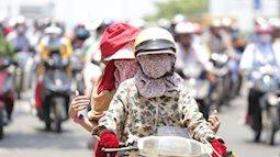Thời tiết 17/6: Miền Trung tiếp tục nắng gay gắt, có nơi trên 39 độ C