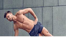 Tác dụng của bài tập plank đối với cơ thể
