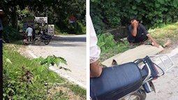 Thông tin chính thức vụ cụ ông 80 tuổi nghi tử vong sau khi bị taxi bỏ rơi, con trai phải buộc thi thể lên xe máy chở về