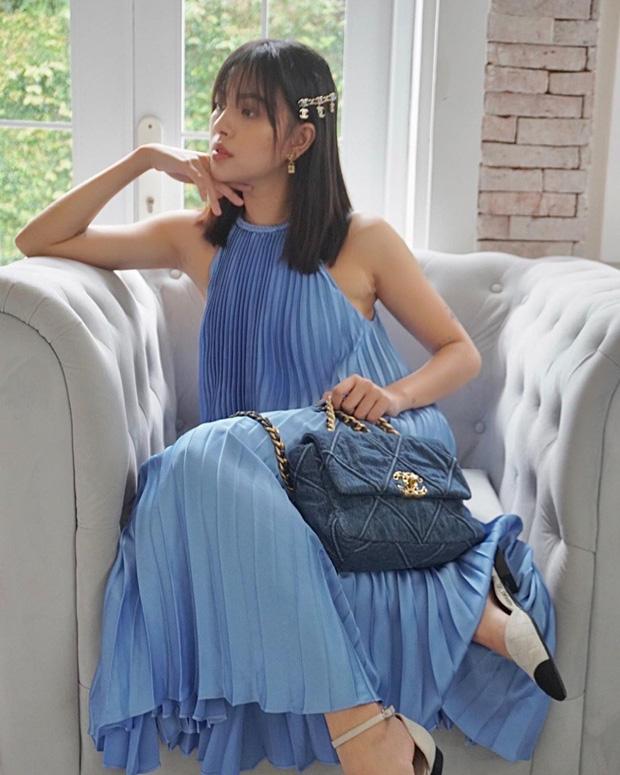 Khiến Tóc Tiên, Mai Phương Thuý… đắm đuối, váy xếp ly chính là item hot hit chị em cần hóng ngay  - Ảnh 8.