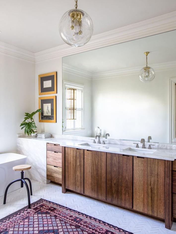Những căn phòng tắm bằng gỗ khiến bạn chẳng thể nào làm ngơ - Ảnh 4.