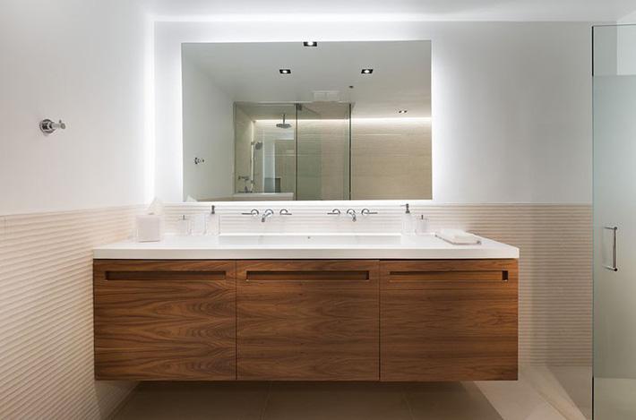 Những căn phòng tắm bằng gỗ khiến bạn chẳng thể nào làm ngơ - Ảnh 6.