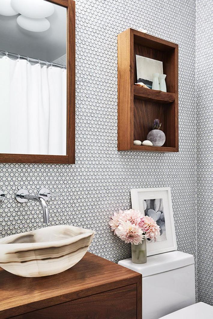 Những căn phòng tắm bằng gỗ khiến bạn chẳng thể nào làm ngơ - Ảnh 9.