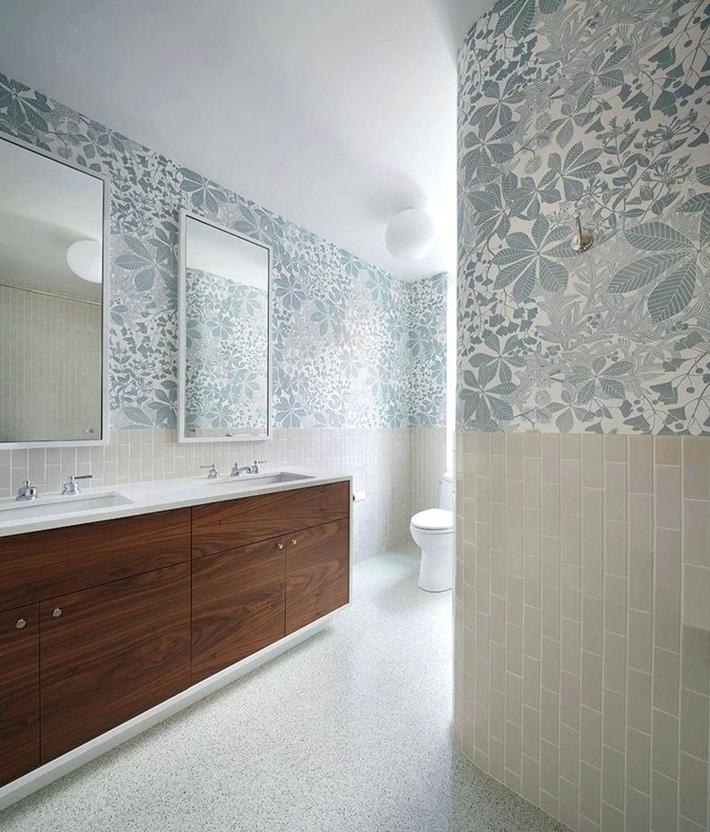 Những căn phòng tắm bằng gỗ khiến bạn chẳng thể nào làm ngơ - Ảnh 14.