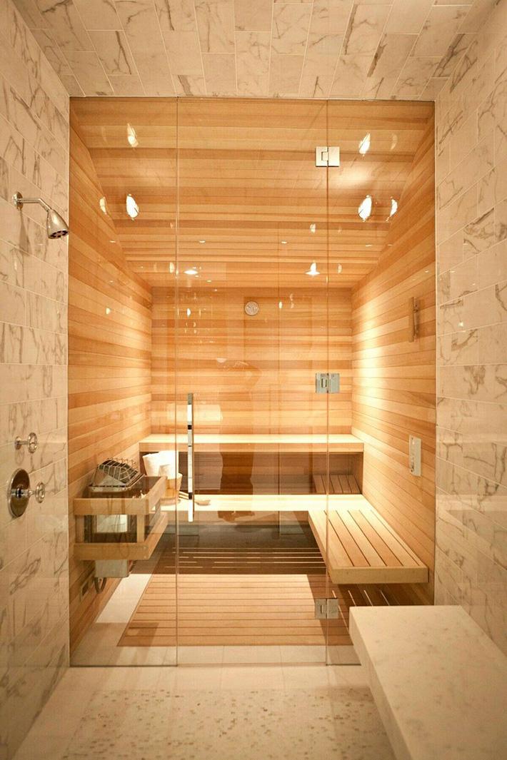 Những căn phòng tắm bằng gỗ khiến bạn chẳng thể nào làm ngơ - Ảnh 16.