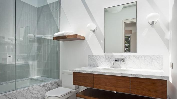 Những căn phòng tắm bằng gỗ khiến bạn chẳng thể nào làm ngơ - Ảnh 18.