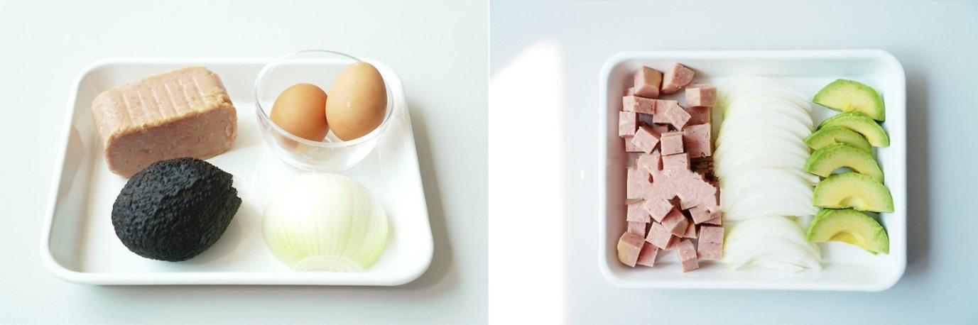Cơm trưa mà làm nhanh và dễ thế này thì học ngay thôi nào - Ảnh 1.