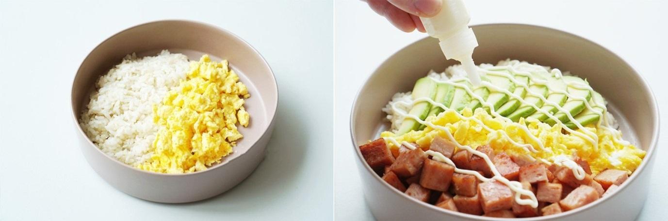 Cơm trưa mà làm nhanh và dễ thế này thì học ngay thôi nào - Ảnh 4.