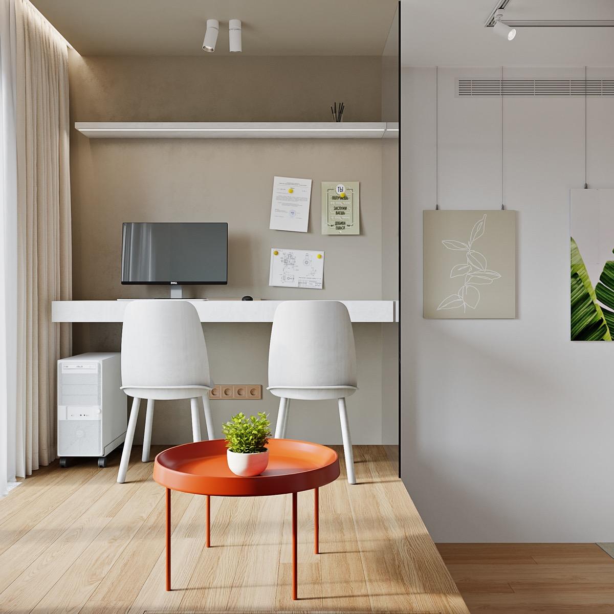 Tư vấn thiết kế nhà cấp 4 diện tích 65m² một tầng 3 phòng ngủ với chi phí 70 triệu đồng - Ảnh 9.