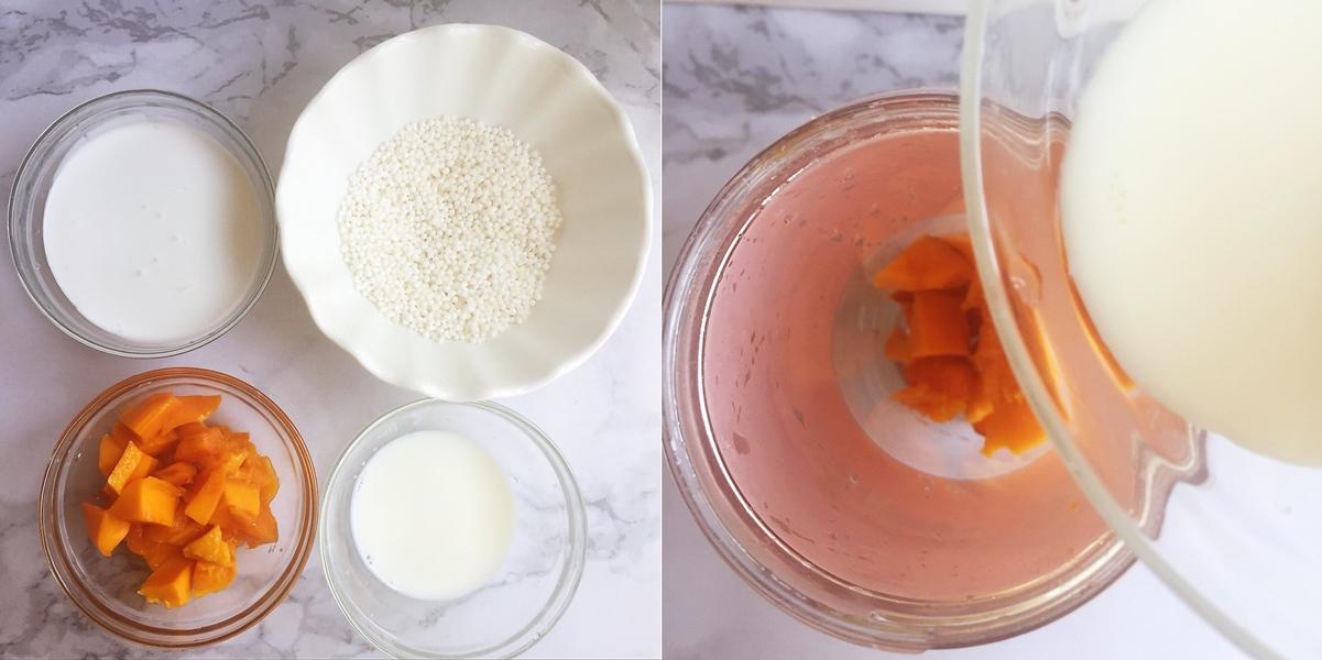 Tăng cơ giảm mỡ, bổ sung collagen với món sinh tố xoài ngon tuyệt cho bữa sáng - Ảnh 2.