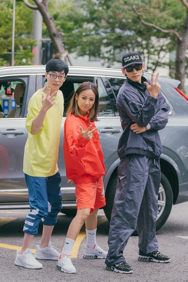 Lần đầu Bi Rain hé lộ chi tiết cuộc sống vạn người ao ước với Kim Tae Hee: Ở nhà, tôi và vợ con thường nhảy cùng nhau - Ảnh 1.