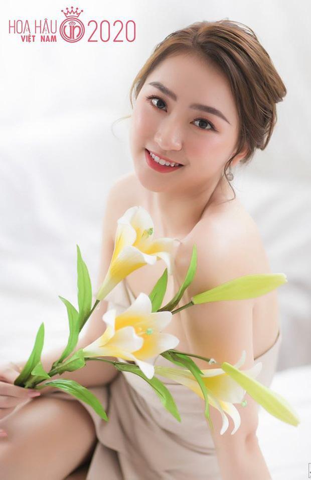 Thí sinh Hoa hậu Việt Nam 2020 gây sốc vì 3 tháng không chịu... ăn cơm, hành xác giảm tới 6kg để đi dự thi - Ảnh 1.
