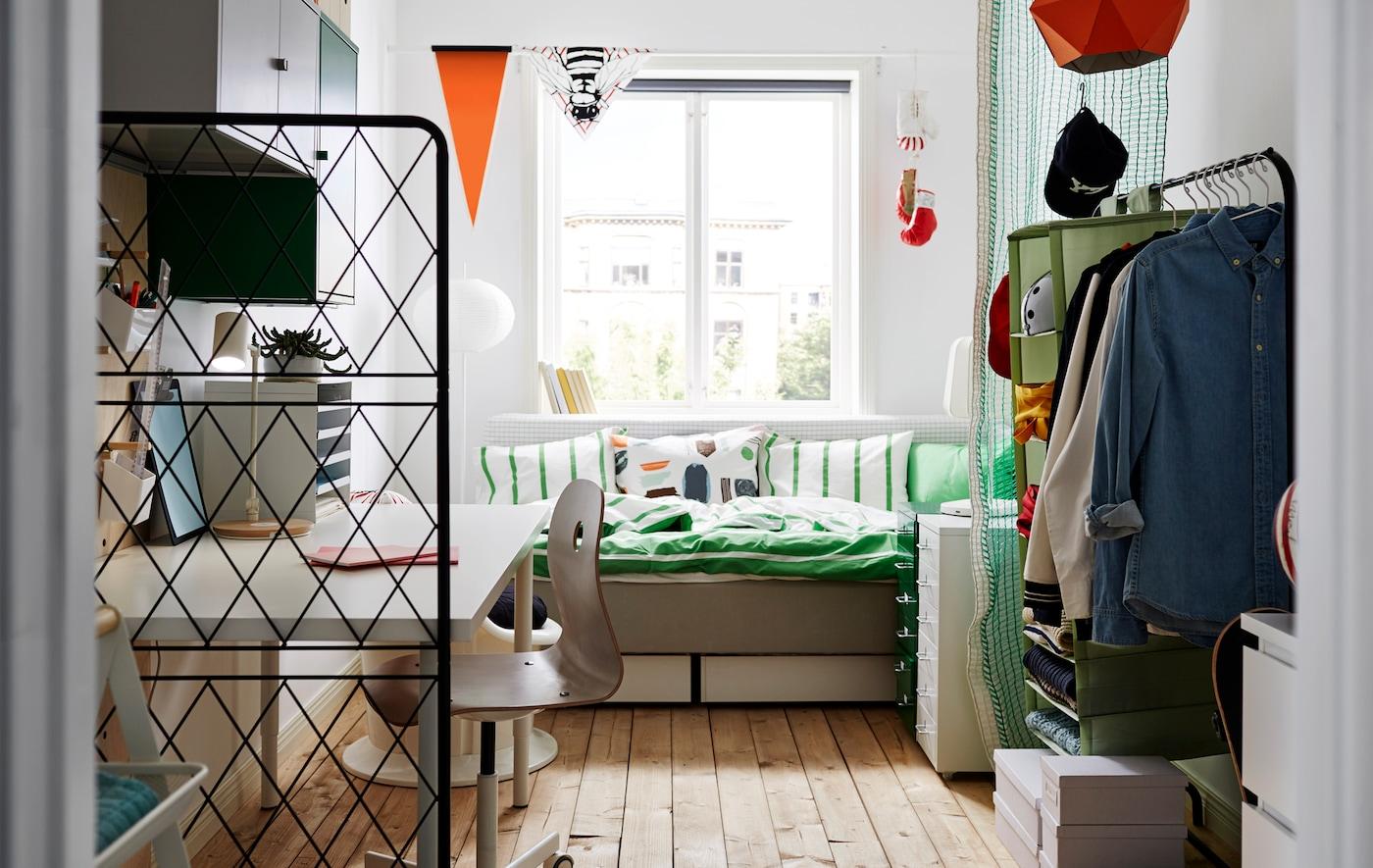 Ý tưởng decor phòng sinh viên đẹp sáng tạo với chi phí siêu tiết kiệm - Ảnh 6.