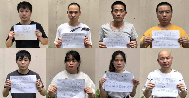 Hai người Trung Quốc nhập cảnh trái phép có biểu hiện sốt ở TP. HCM - Ảnh 2.