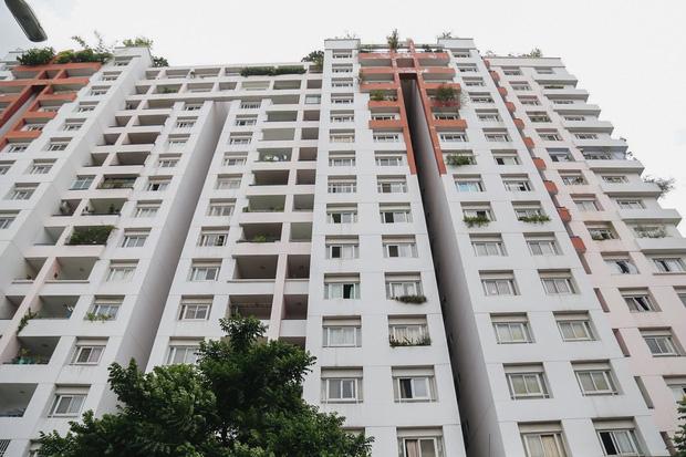 TP. HCM: Phong toả một chung cư ở quận 12, cách ly hơn 100 hộ dân - Ảnh 1.