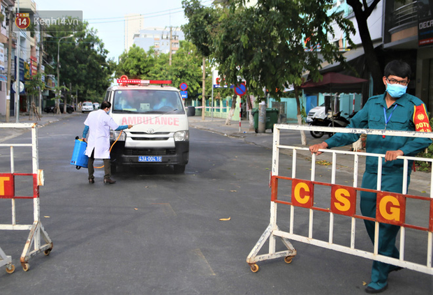 Bé gái 20 tháng tuổi nhiễm Covid-19 ở Đà Nẵng là cháu nội của bệnh nhân 509 - Ảnh 1.