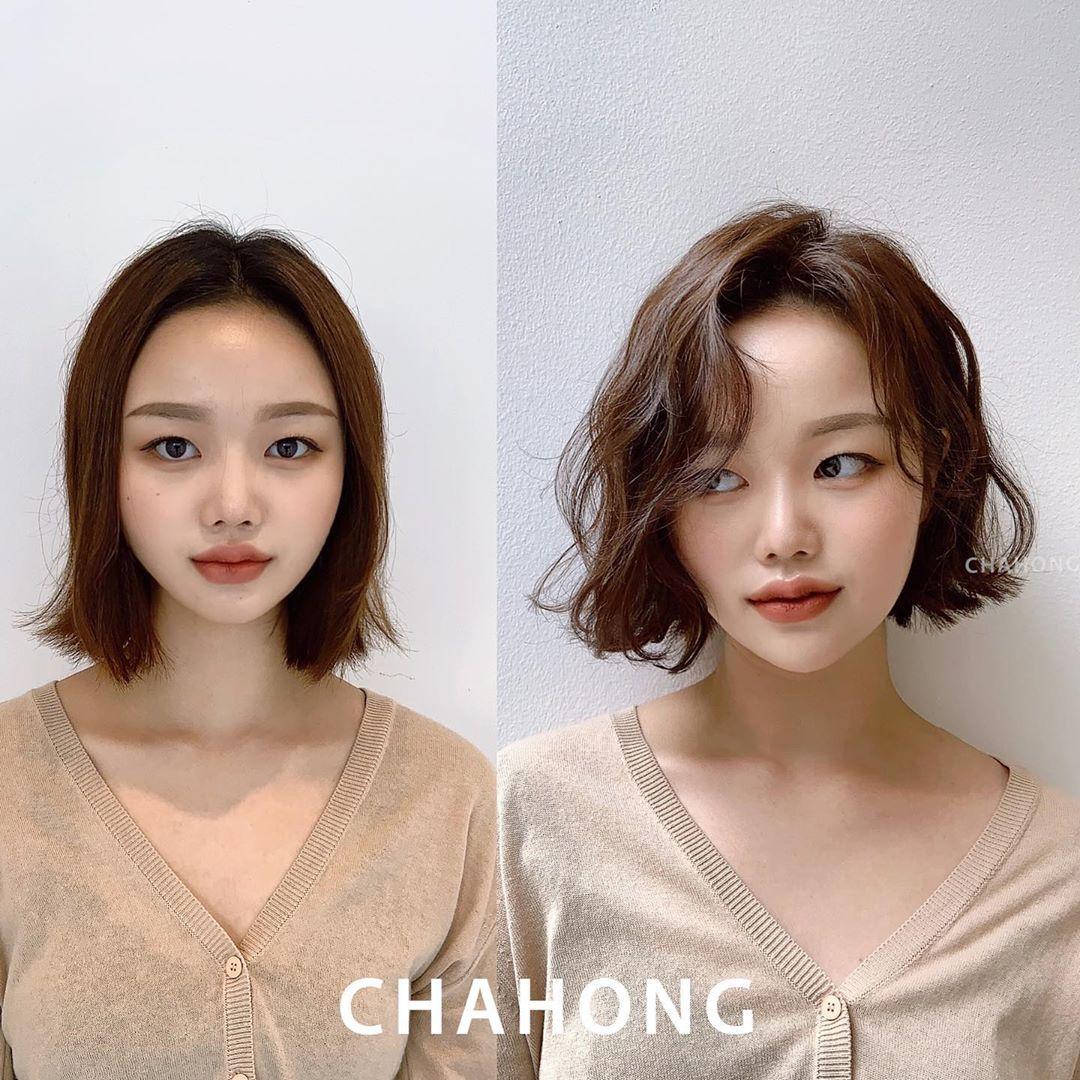 """Không phải cứ để tóc ngắn là trẻ trung, nếu không uốn xoăn thì bạn trông vẫn """"dừ"""" như thường - Ảnh 1."""