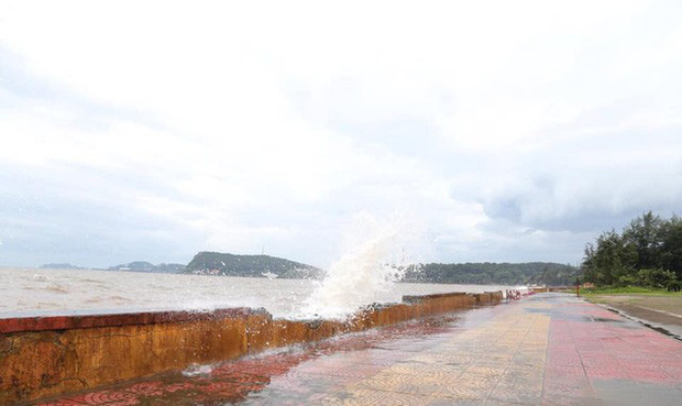 Bão số 2: Hải Phòng, Quảng Ninh sơ tán dân, cấm biển từ 0h ngày 2/8 - Ảnh 3.