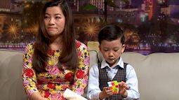 """Sự thật cuộc sống của """"siêu trí tuệ"""" Quang Bình: 6 tuổi nhớ 195 quốc gia, thạo 3 ngôn ngữ"""