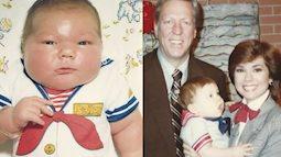 """Bé trai lọt lòng với cân nặng 7,4kg từng khiến nước Mỹ """"phát cuồng"""" giờ ra sao sau khi luôn được săn đón trong hơn 3 thập kỷ?"""