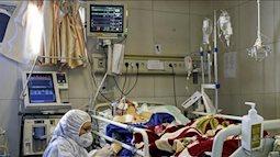 9 bệnh nhân COVID-19 nguy kịch, 6 người phải chạy ECMO
