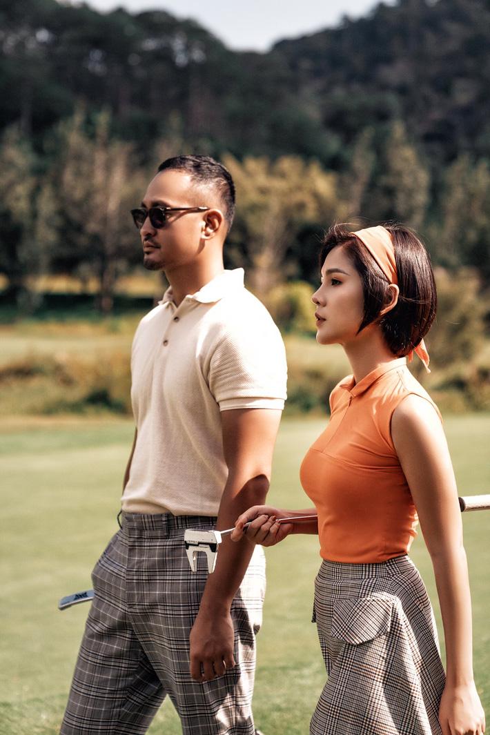 MC Thu Hoài hạnh phúc trong bộ ảnh lãng mạn với chàng hoàng tử điển trai - Ảnh 7.