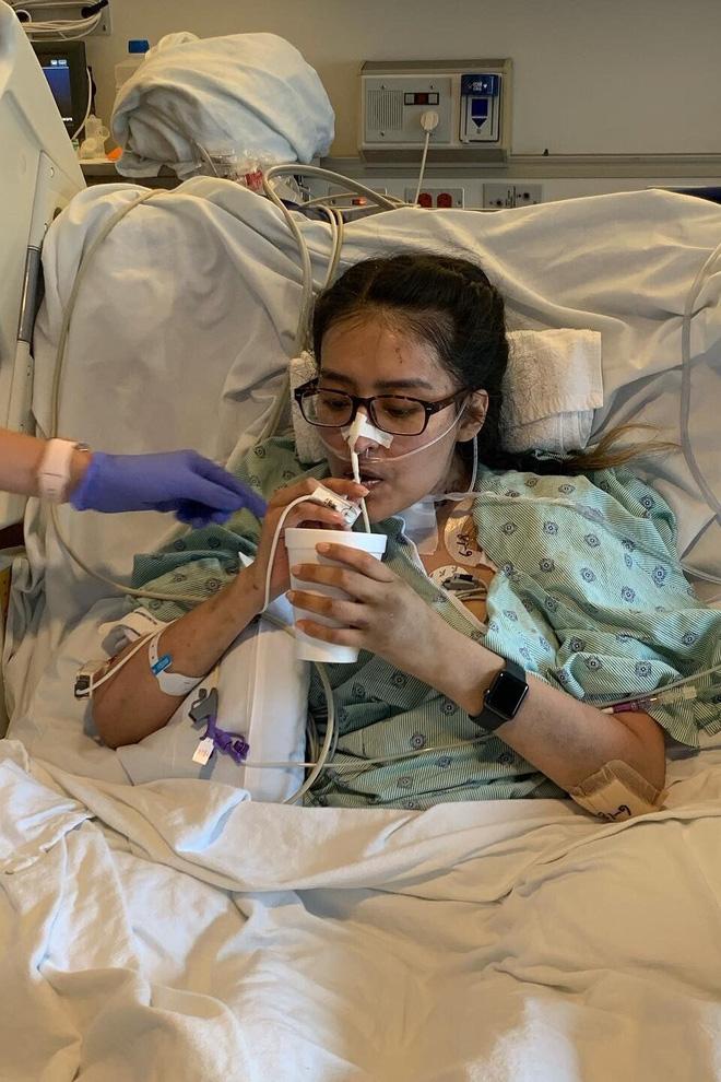 Đó là cơn ác mộng dài đến đáng sợ: Trải lòng của bệnh nhân Covid-19 đầu tiên được ghép phổi tại Mỹ sau khi trở về từ cõi chết - Ảnh 6.