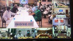 11 bệnh nhân nguy kịch có nguy cơ tử vong rất cao, Bộ Y tế hội chẩn lần thứ 7