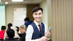 CEO Nam Lê và thành công ấn tượng sau cú trượt dài tuổi 18
