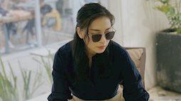 """Diện toàn items đơn giản, style công sở của Ngô Thanh Vân vẫn thừa vẻ thanh lịch xịn mịn mà không """"dừ"""" chút nào"""