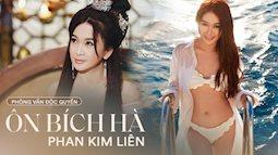 """Phỏng vấn độc quyền """"Phan Kim Liên"""" Ôn Bích Hà: """"Nữ thần phim 18+"""" nổi tiếng nhất nhì Cbiz, U60 vẫn được chồng đại gia yêu chiều dù không chịu sinh con"""