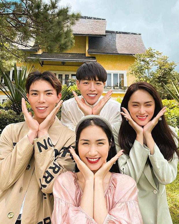 Mỗi lần sóng gió, Hương Giang đều có bạn thân từ Hoa dâm bụt đến hội chị em chung tay bảo vệ: Đúng là đáng quý trong Vbiz! - Ảnh 6.