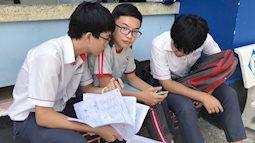 Điểm chuẩn vào lớp 10 công lập TPHCM tăng mạnh