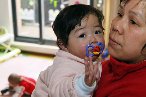 Chợ đen mua bán con nuôi ở Trung Quốc: Nơi hầu hết bé gái nông thôn bị bán rẻ làm con nuôi và bị xâm hại không thương tiếc - Ảnh 6.