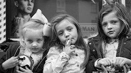 Trẻ em phì phèo điếu thuốc, make-up đậm, đeo túi hiệu và những nét văn hóa độc đáo đầy ấn tượng của dân du mục ngay giữa lòng Ireland
