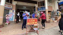 Phó chủ tịch phường mắc Covid-19 ở Đà Nẵng thường xuyên đi kiểm tra tại cộng đồng, các khu chợ