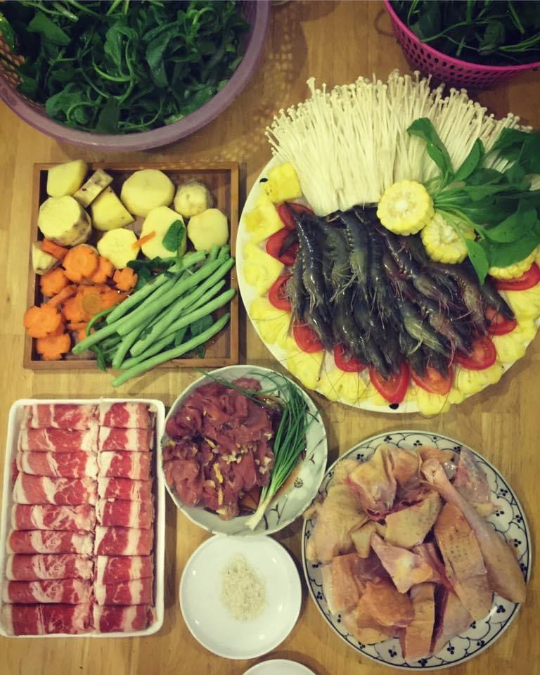 Chi phí chỉ từ 100k nhưng mỗi bữa cơm của bà nội trợ Hà Nội đều tươm tất đủ món thơm ngon, bổ dưỡng cho mọi thành viên gia đình - Ảnh 4.