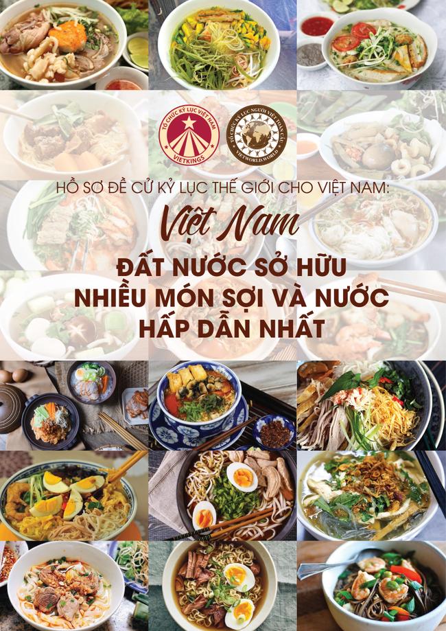 Dân mạng Việt rần rần mang đi khoe 5 kỷ lục mới của ẩm thực nước nhà vừa được thế giới công nhận - Ảnh 1.