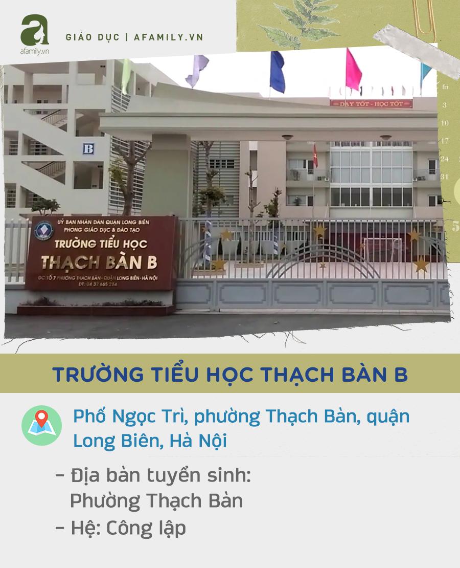 Danh sách các 29 trường tiểu học ở quận Long Biên, đặc biệt nhất là trường này dạy chương trình song ngữ hệ Cambridge - Ảnh 23.