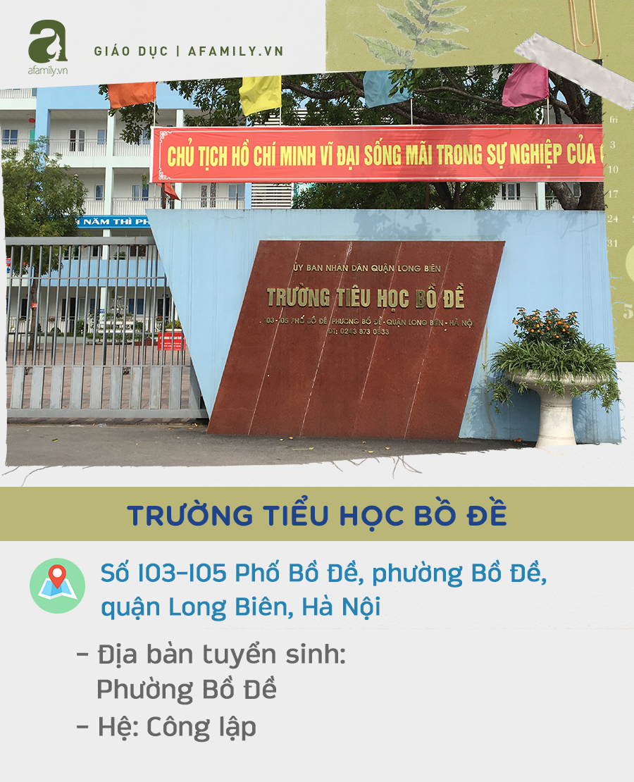 Danh sách các 29 trường tiểu học ở quận Long Biên, đặc biệt nhất là trường này dạy chương trình song ngữ hệ Cambridge - Ảnh 7.