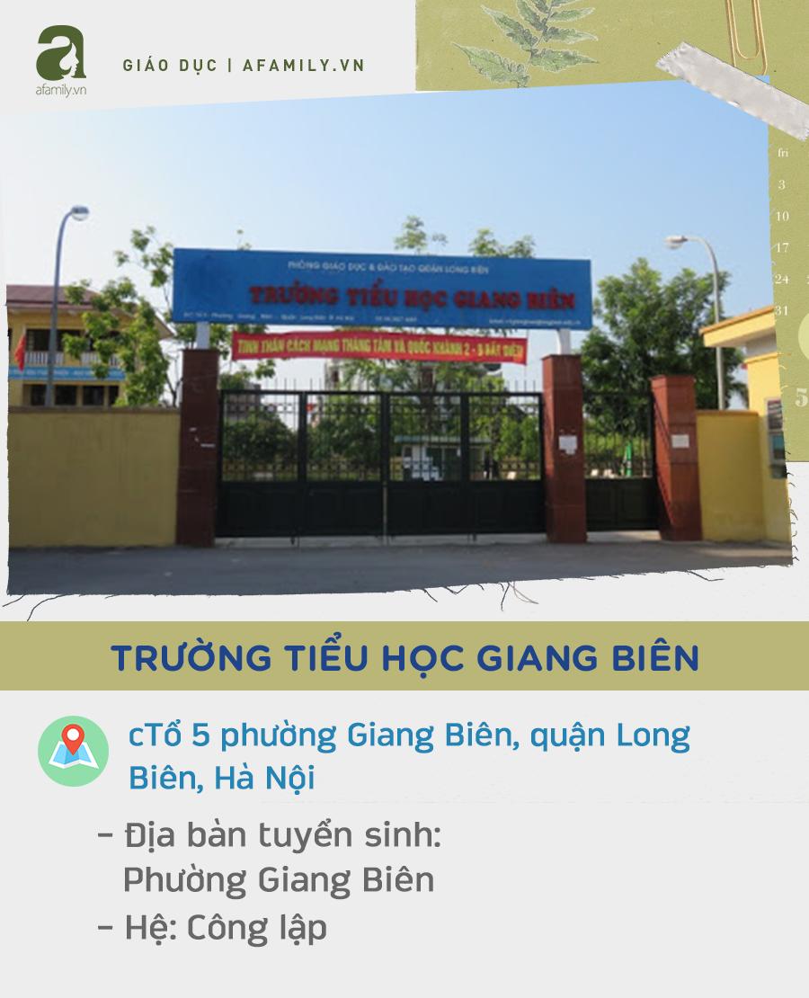 Danh sách các 29 trường tiểu học ở quận Long Biên, đặc biệt nhất là trường này dạy chương trình song ngữ hệ Cambridge - Ảnh 24.