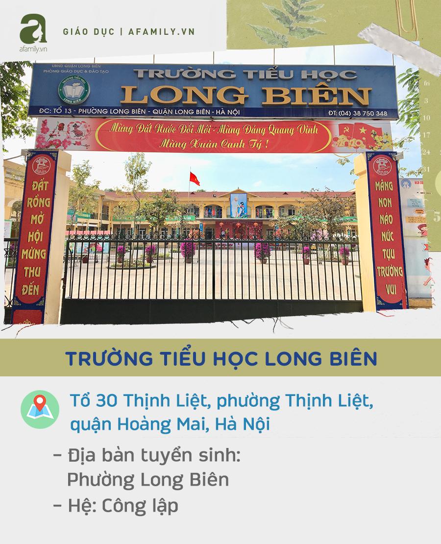 Danh sách các 29 trường tiểu học ở quận Long Biên, đặc biệt nhất là trường này dạy chương trình song ngữ hệ Cambridge - Ảnh 12.
