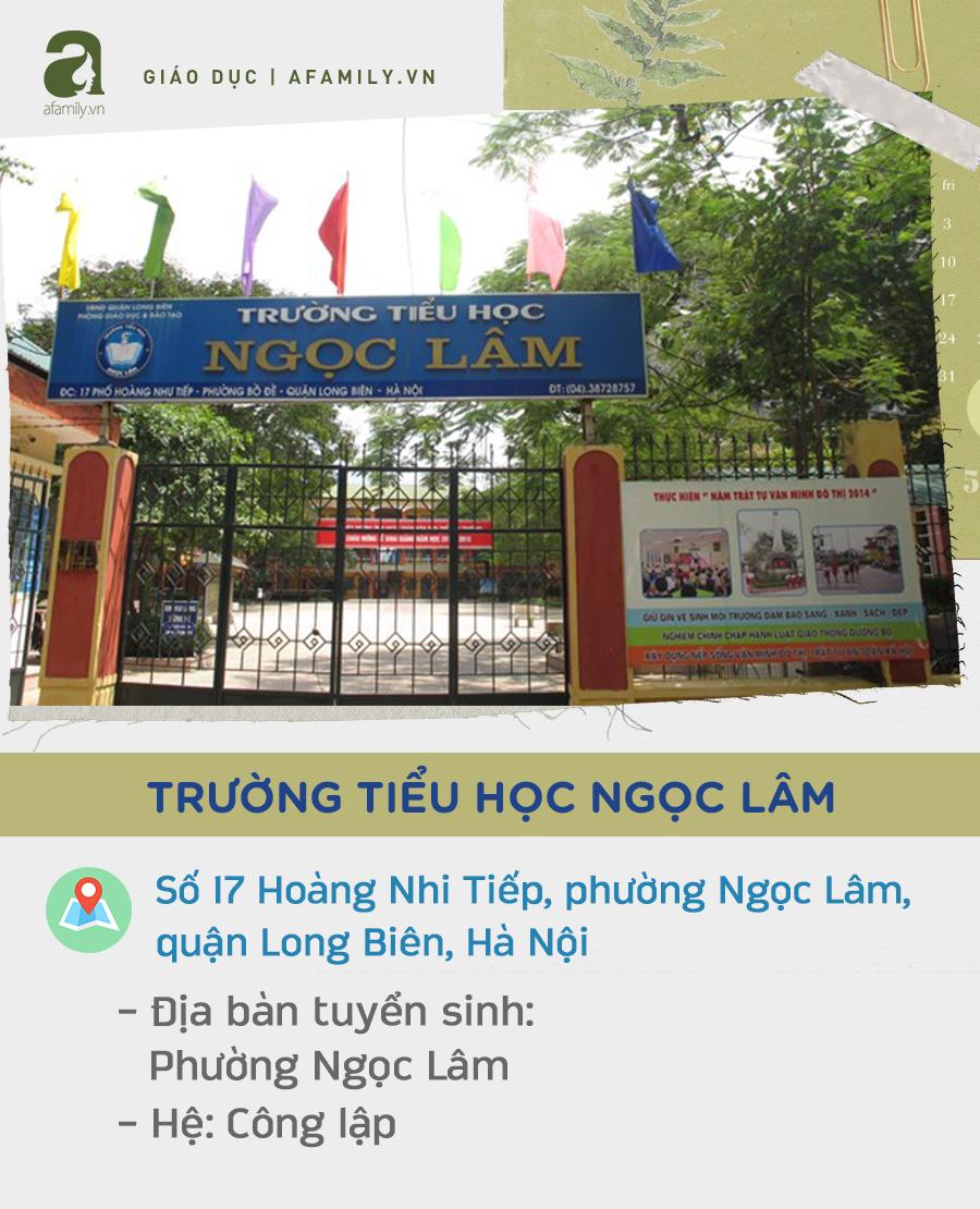 Danh sách các 29 trường tiểu học ở quận Long Biên, đặc biệt nhất là trường này dạy chương trình song ngữ hệ Cambridge - Ảnh 26.