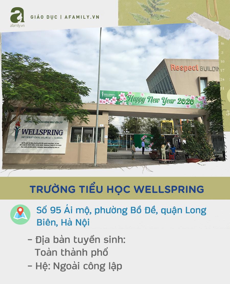 Danh sách các 29 trường tiểu học ở quận Long Biên, đặc biệt nhất là trường này dạy chương trình song ngữ hệ Cambridge - Ảnh 29.